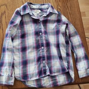 Girls Childrens Place Shirt Size 7/8